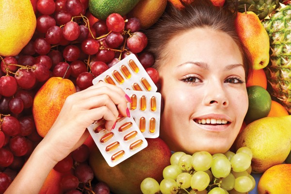 Витамин лица