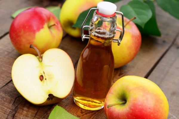 Яблочный уксус и глицерин