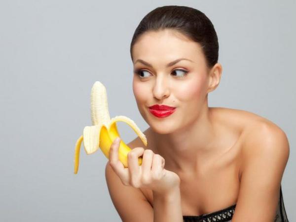 Маска омолаживающая с бананом