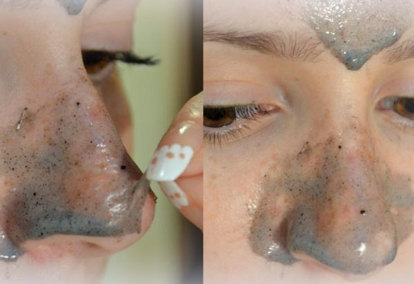маска для очищения пор
