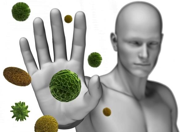 у каждого человека аллергены могут быть разными