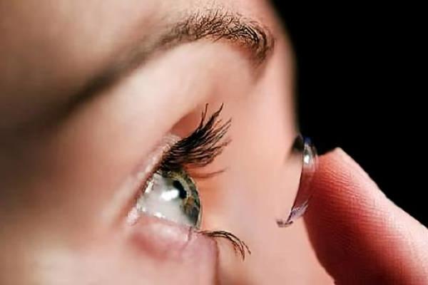 контактные линзы повышают развитие аллергии