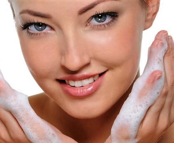 Как сделать кожу лица гладкой чистой