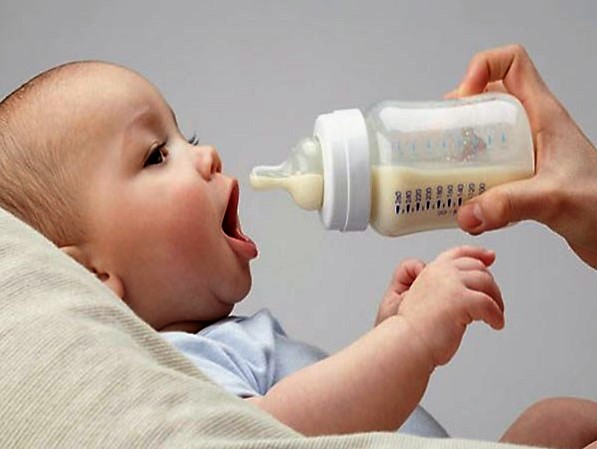 пищевые смеси вызывают аллергию