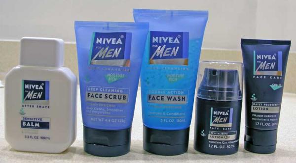 уход за кожей после бритья