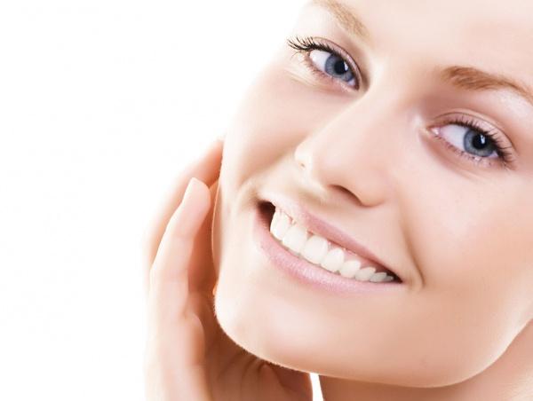 Здоровая кожа лица