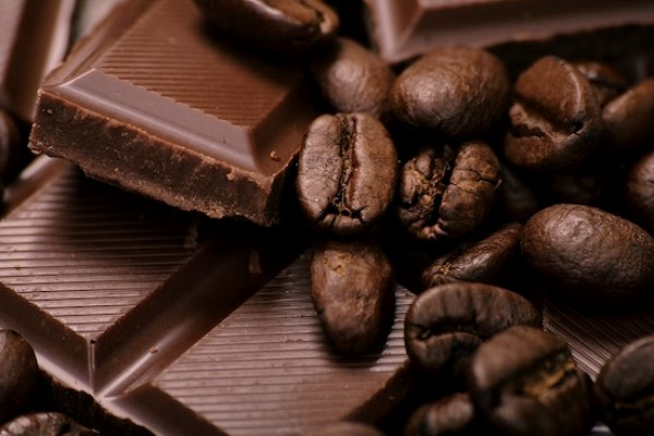 кофе шоколад