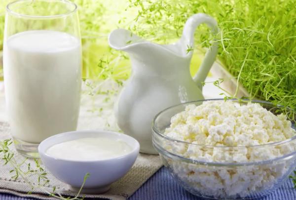 отбелить кожу можно молочными продуктами