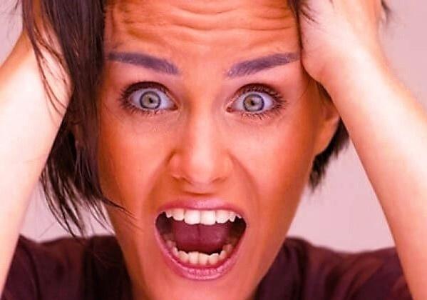 покраснение кожи как реакция на стресс