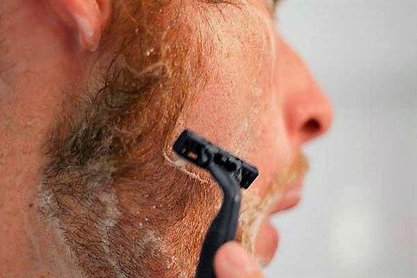 раздражение кожи лица после бриться