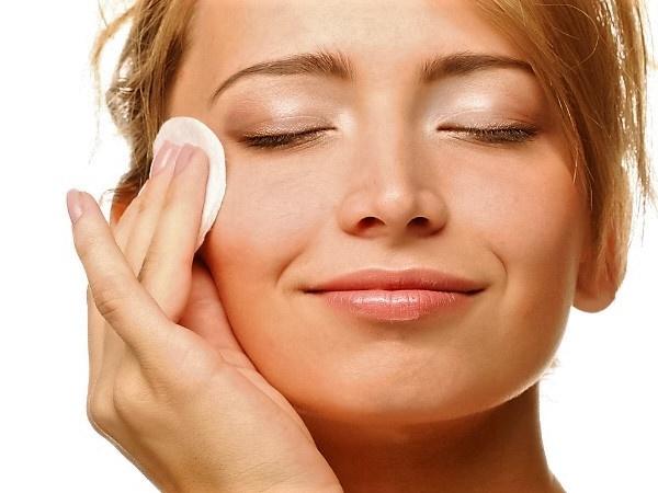 перед нанесением маски кожу нужно очистить