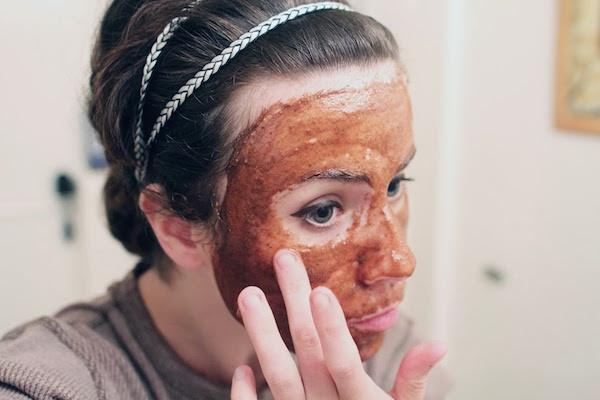 маски из мёда с корицей для проблемной кожи