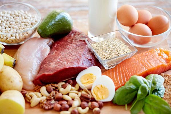 продукты, содержащие витамин группы B